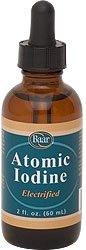 L'iode atomique, 2 oz.