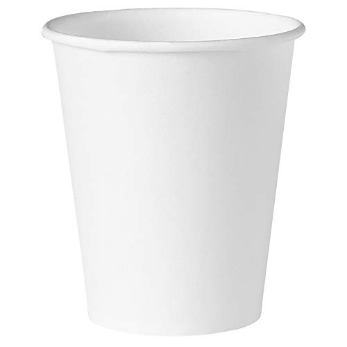 Solo 404-2050 4 oz White Treated Paper Cup (Case of 5000) by Solo Foodservice (Image #5)