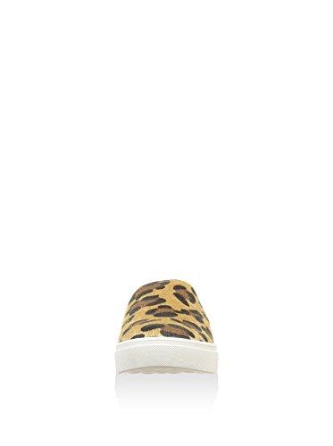 XTI Slip-On 27481 leooptik braun Leopardo