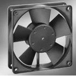 6424/12H DC Fan Axial with Sensor Flange Mount