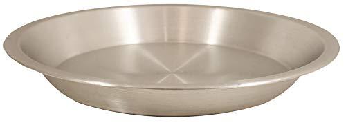 Crestware Aluminum Pizza Pie Pans with Pan Scraper (10 Inch, ()