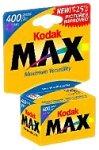 Kodak Max 400 Film (12 Exposure)