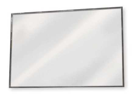 Frameless Flat Mirror, 16 x 22 In H, Glass