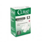 CURAD(R) Sterile Cotton Balls, 1in., Box Of 130