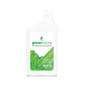 Green Marine iso32 1qt 100% bio fluid
