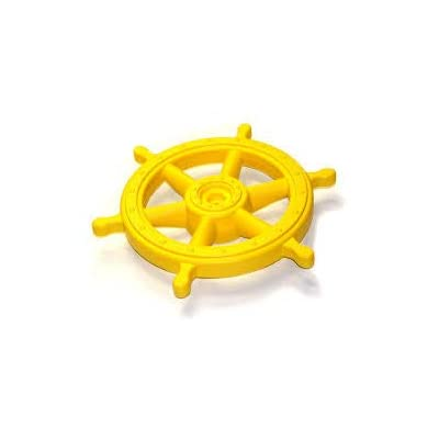 OUTDOOR PLAY AND STORAGE Jumbo Pirate Ship\'s Wheel-Blue: Toys & Games [5Bkhe1200052]