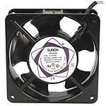 SUNON DP200A-2123XBL-ROHS Tubeaxial Fan, 220 VAC, 117 CFM, 5