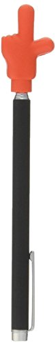 Comolife extendable finger pointing pointer , Length : -