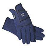 Gloves Digital Riding (SSG Gloves 2100 Digital Riding - Navy, Size 8)