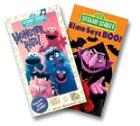 : Sesame Street - Elmo Says Boo/Monster Hits [VHS]