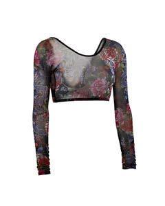 a7b7ae7dc0eade Sleevey Wonders Basic Long Sleeve Tattoo Print Mesh Slip-on Sleeves Women s  Arm Sleeves (