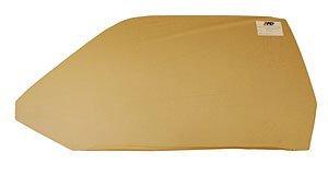 Door Glass - Green Tint - LH - 70-81 Camaro -