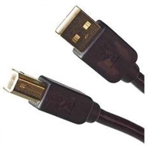 USB PC Fast Data Synch Cable Lead Compatible with Numark TTUSB Turntable