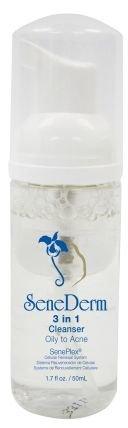 SeneDerm by SeneGence 3 in 1 Cleanser Oily To Acne 1.7 fl oz 50 mL - Fl Oz Gentle Skin Cleanser