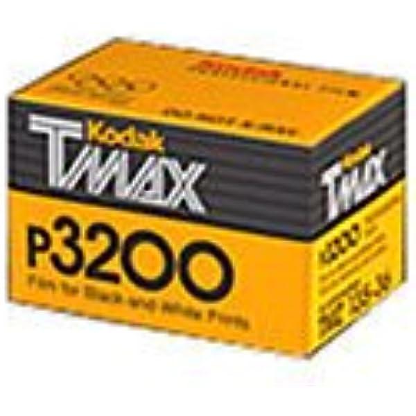 SALE PRICE ** 2 x Rolls KODAK TMAX P3200 35mm 36 Exp B/&W FILM DATED 11//19