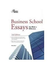 Business School Essays That Made a Difference, 2nd Edition