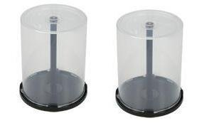 EMPTY CD/DVD CAKE BOX SPINDLE -100 DISCS