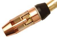 """Bernard T-035 Centerfire Contact Tip, 0.035"""" Wire"""