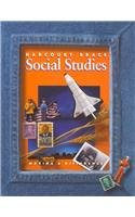 Harcourt School Publishers Social Studies: Student Edition  Making A Difference Grade 2 2000