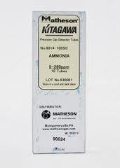 Matheson Kitagawa Precision Detector Tube, 8014-173SA, Gas ()