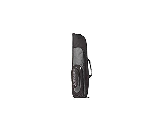 Ritter RCB700-6-SO/NBB Soprano Saxophone Padded Gig Bag With 20mm Soft Foam Padding Shoulder Straps Black