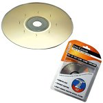 ALLSOP 27193 DVD and CD Carbon Edge Pro (Allsop Cd Laser Lens Cleaner)