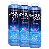 Baqua Spa Oxidizer (1 qt) (3 Pack) by Baqua Spa