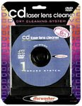 Discwasher CD Cleaner and Wipes (1141) ()