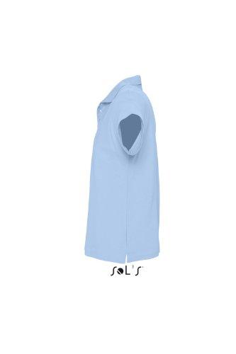 SOL´s Summer Poloshirt Sky Blue, L