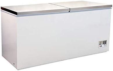 congelador con tapa nevera baúl 768 litros incluye 2 cestas ...