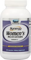 Vitacost Synergy Women's Multi-Vitamin -- 240 ()