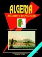 Book Algeria Investment and Business Guide