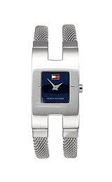 Tommy Hilfiger Westport 1780070 - Reloj de cuarzo para mujer con correa de caucho, color