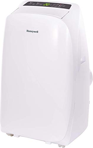 Honeywell 10000 BTU Portable Air Conditioner, Dehumidifier & Fan for Rooms Up to 350-450 Sq. Ft with Remote Control