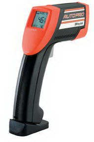 Raytek AutoPro ST25 Noncontact Infrared Thermometer for Automotive Diagnostics by Raytek