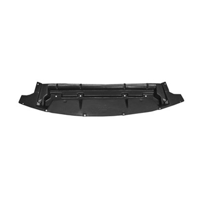 MAPM Premium Quality UNDERCAR SHEILD; FRONT; UNDER RADIATOR SUPPORT; MADE OF PLASTIC