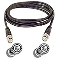 Belkin Thin Coax RG58 50 Ohm Coaxial Cable (10-Foot)