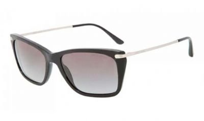 Giorgio Armani Womens Sunglasses AR 8019 56 mm Matte Black ()