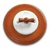 Fontini garby - Conmutador m.madera pack