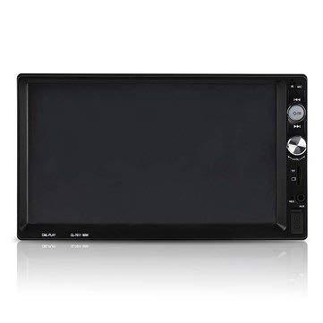 7011 Car MP5 Player 7 Inch HD Display Remote Control Bluetooth Function Rear View Camera - Car Audio & Monitor Car DVD Player
