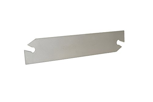 """Glanze 800043 Parting Block Spare Blade, 1"""" Shank Size, 4..."""