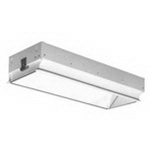 Lightolier Recessed Luminiare, 1 X 40 watt TT5 Compact Fluorescent Lamp, 120/277 volt, 3150 lumens