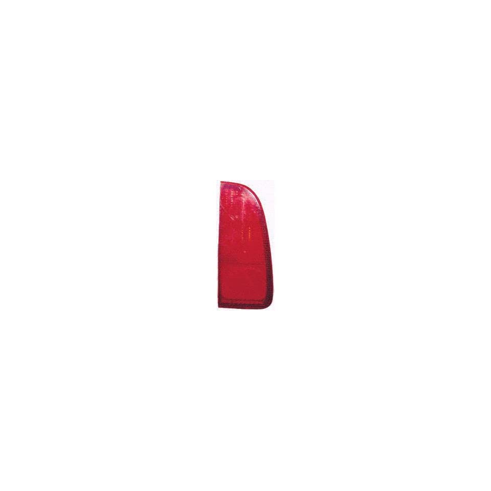 98 02 LINCOLN NAVIGATOR TAIL LIGHT LH (DRIVER SIDE) SUV, On Liftgate (1998 98 1999 99 2000 00 2001 01 2002 02) 3312901LUS F85Z13405BC