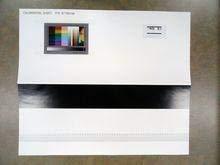 Oce Calibration Sheet Scanner Express I