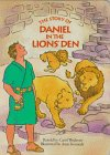 Story Of Daniel In The Lions Den (My First Bible Stories Board Books)