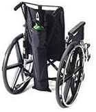 Wheelchair Single Oxygen Tank Carrier