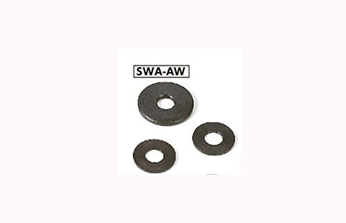 Steel NBKPack of 10 Washers NBK Made in Japan VXB Brand SWA-5-10-1-AW NBK Adjust Metal Washer