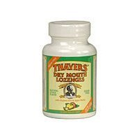 Mouth Citrus Dry Lozenges (Thayers Dry Mouth Lozenges Natural Citrus Lozenges by Thayer's)