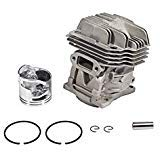 Rotary Cylinder/Piston Assembly Replaces Stihl 1145 020 1200. Fits Stihl MS201T Chainsaws. 40mm