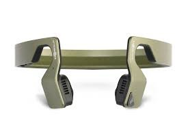 AfterShokz Bluez 2S Open-ear Wireless Stereo Headphones (Olive Green) by Aftershokz (Image #3)